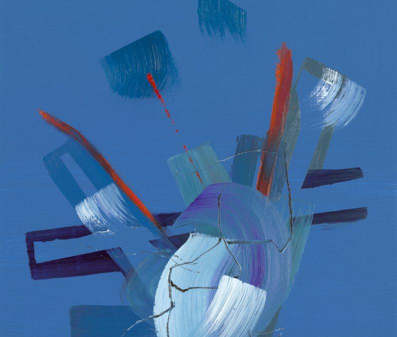 Nov 2020: Preparatory paintings