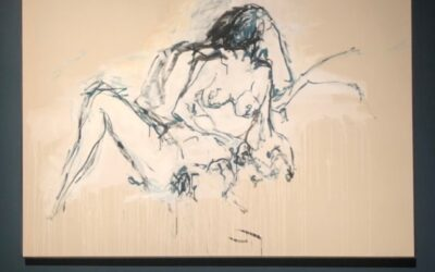 July 2021: Live Studio update/ London Exhibitions 2021-The Loneliness of the Soul with Tracy Emin and Edvard Munch