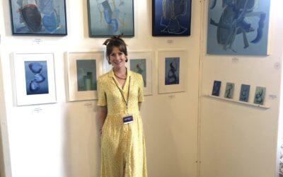 August 2021: London Art fair / Roy's Art fair