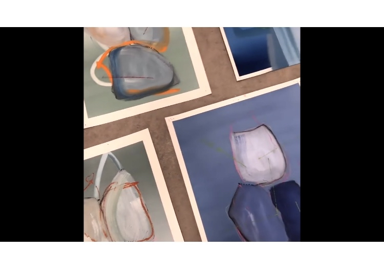 Aug 2021: Live Studio Update 25 Aug 2021/ contemporary abstract art for sale