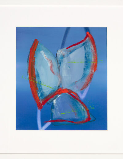 blue abstract art, contemporary abstract art for sale online