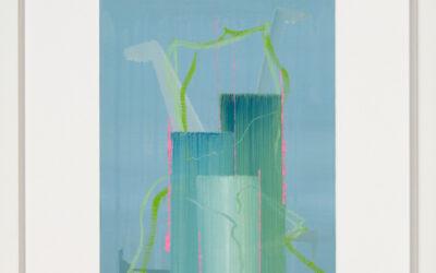 Sept 2021: Live studio update 15 Sept 21/ New framed abstract oil paintings
