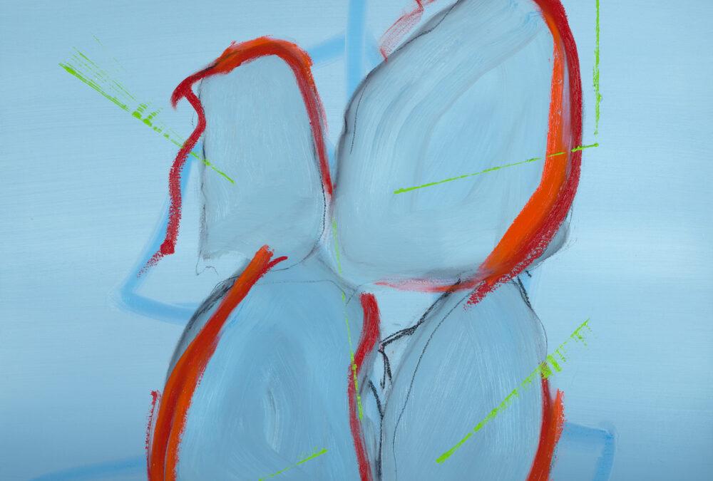 Oct 2021: Irish Abstract Painter