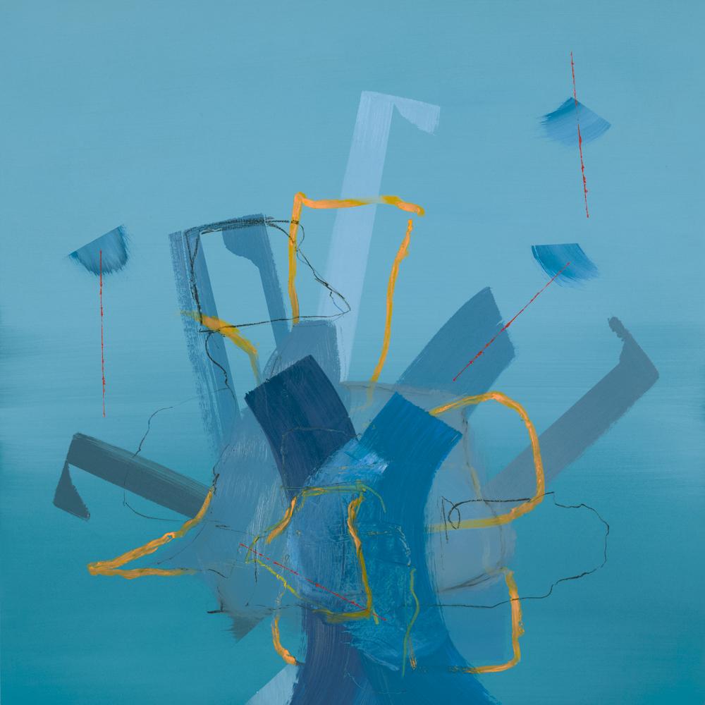 irish abstract painter